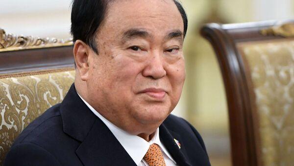韓国の国会議長、日韓問題の立法的解決を提案 - Sputnik 日本