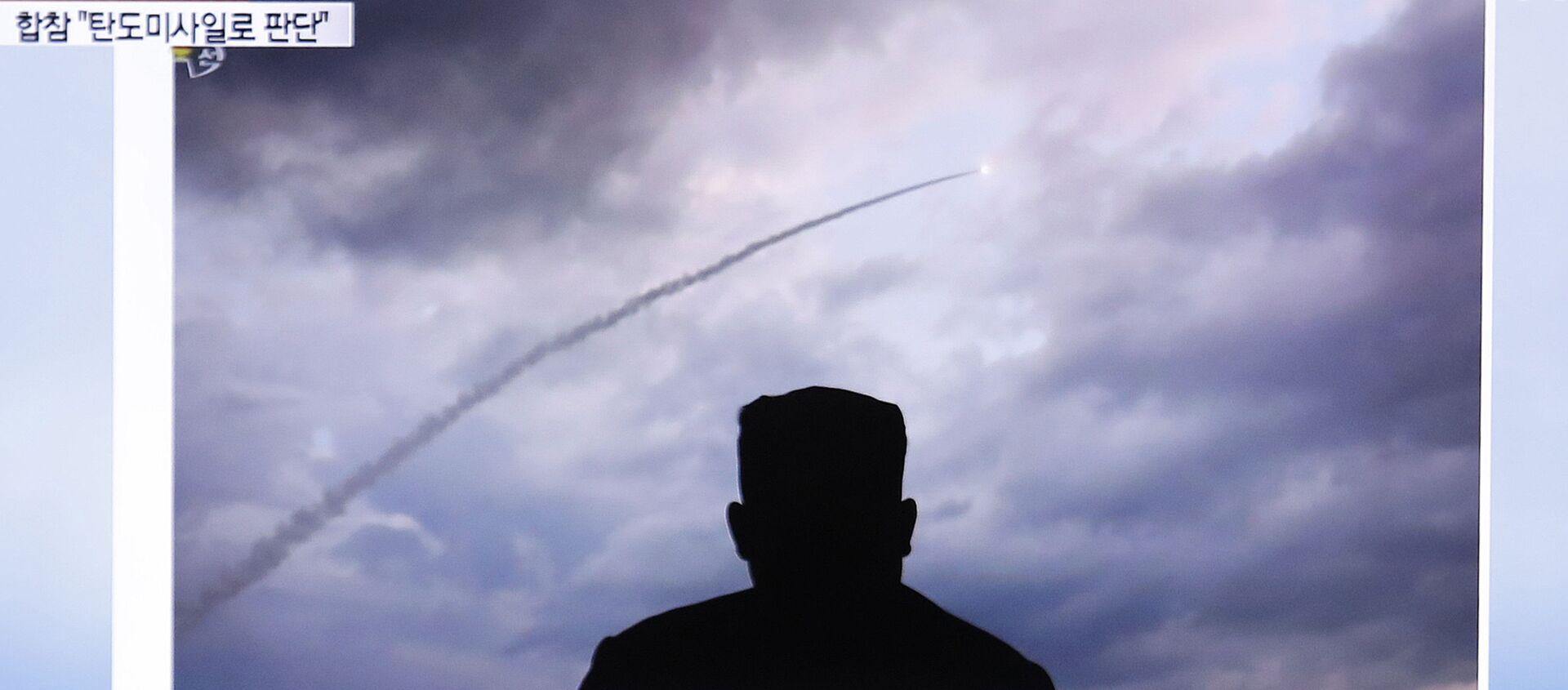 北朝鮮のロケット実験(アーカイブ写真) - Sputnik 日本, 1920, 11.09.2021