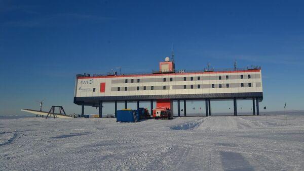 ドイツ南極基地ノイマイヤー - Sputnik 日本
