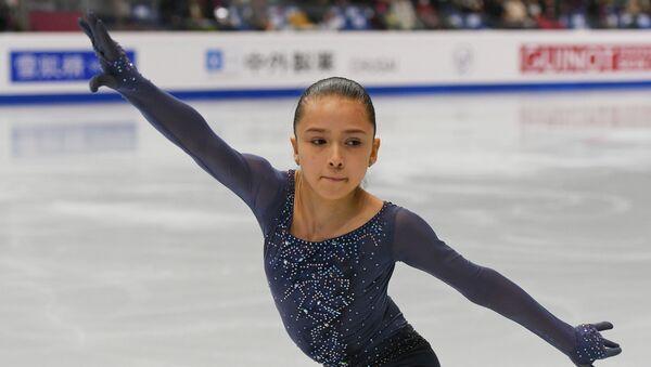 カミラ・ワリエワ選手 - Sputnik 日本