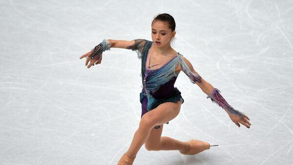 ワリエワ選手 - Sputnik 日本