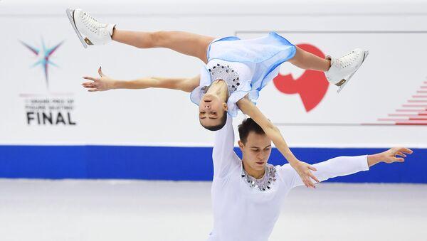 ペアはロシアのアポリナリア・パンフィロワ&ドミトリー・ルィロフ - Sputnik 日本