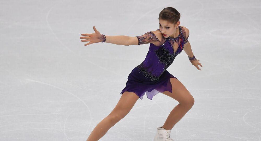 アリョーナ・コストルナヤ選手