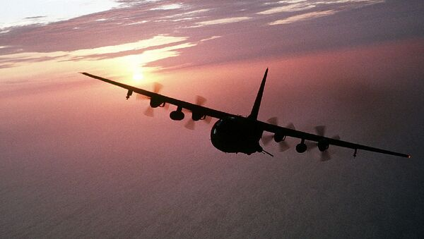 C-130 ハーキュリーズ(アーカイブ写真) - Sputnik 日本