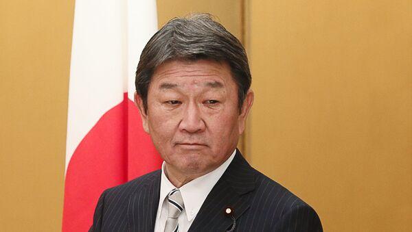 茂木外相、王氏の尖閣諸島の主張を「受け入れられぬ」 - Sputnik 日本