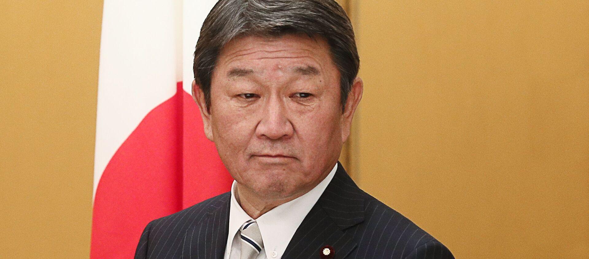 茂木外務大臣 - Sputnik 日本, 1920, 17.09.2021