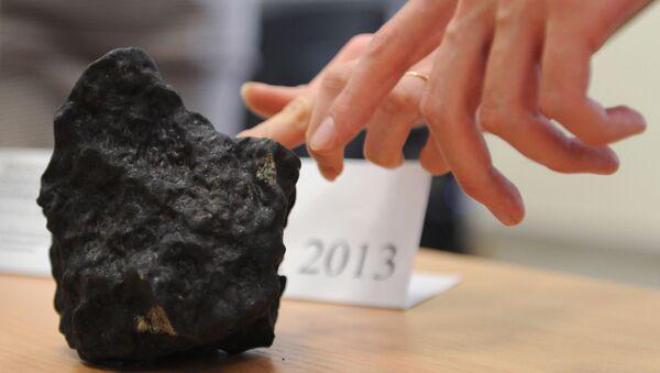 チェリャビンスク隕石の破片 - Sputnik 日本