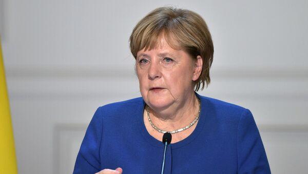 ドイツのメルケル首相 - Sputnik 日本
