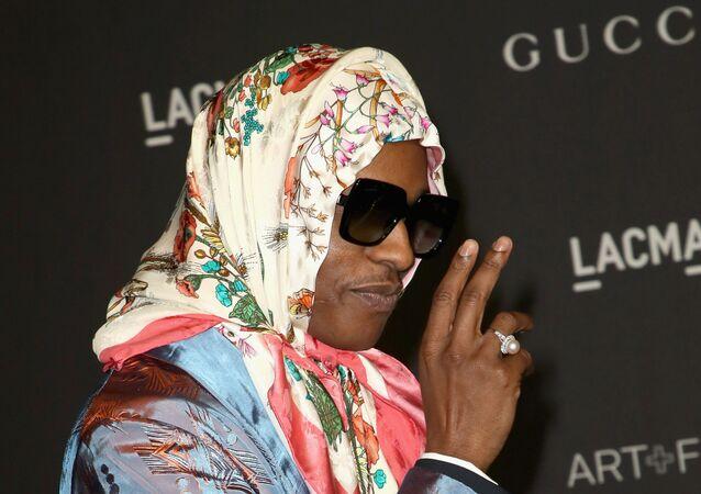 A$AP Rocky(エイサップ・ロッキー)