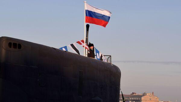 最新潜水艦B-274「ペトロパブロフスク・カムチャツキー」 - Sputnik 日本