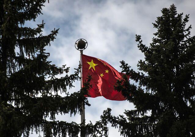 米国、スパイ容疑で中国人外交官2人をひそかに国外追放=NYT