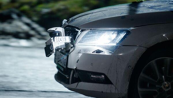 自動運転車 - Sputnik 日本