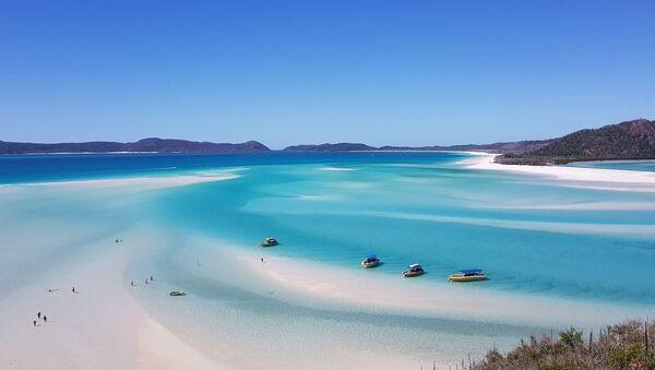 オーストラリアのビーチ - Sputnik 日本