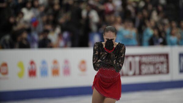 アリーナ ザギトワ - Sputnik 日本