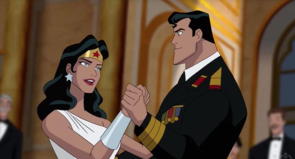 『スーパーマン:レッド・サン』
