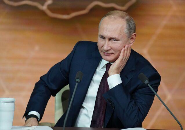 プーチン大統領