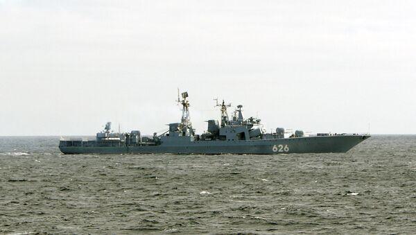 露日、海賊対処共同訓練実施へ - Sputnik 日本
