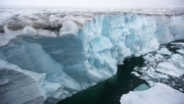 氷河 - Sputnik 日本