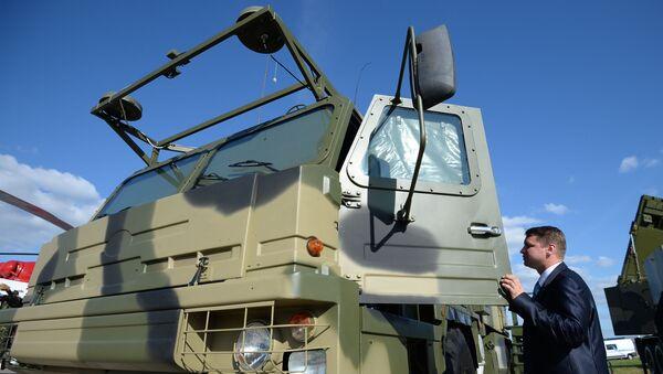 中距離対空ミサイルシステムS-350「Vityaz」 - Sputnik 日本