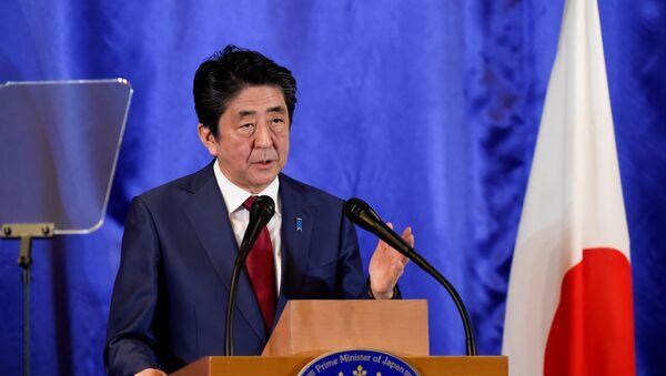 「徴用」問題 安倍首相は「解決策は韓国の責任で」 日韓首脳会談 - Sputnik 日本