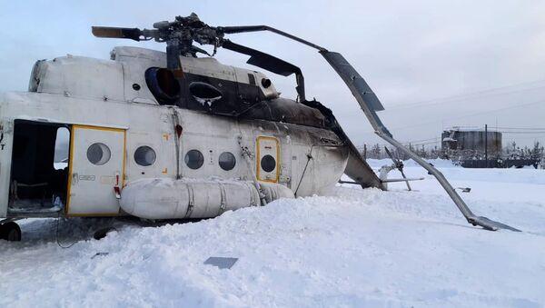 Mi-8 - Sputnik 日本