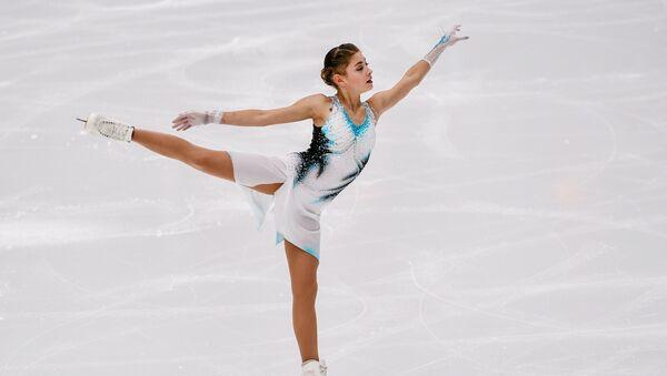 アリョーナ・コストルナヤ選手(アーカイブ写真) - Sputnik 日本
