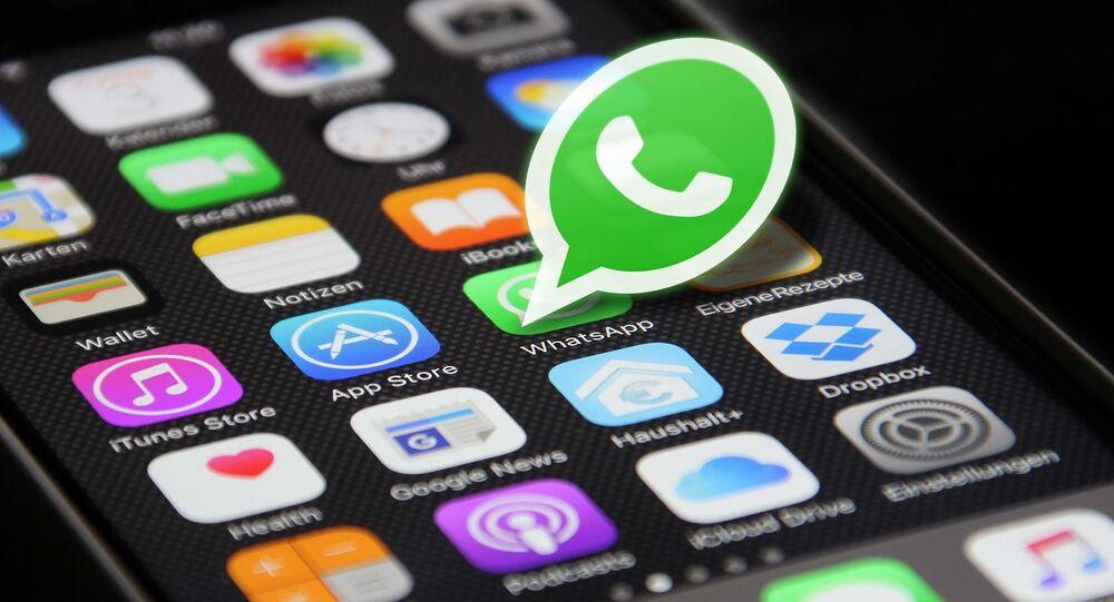 WhatsApp  iPhone専用アプリがAndroidと共有