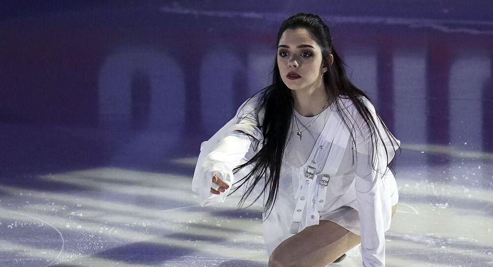 メドベージェワ選手