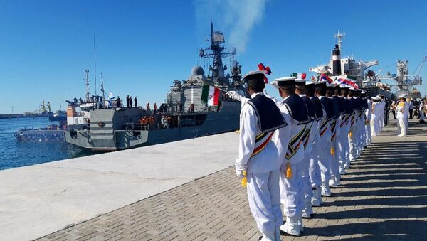 イラン、米国がロシア、イラン、中国の海軍合同演習を妨害しようとしたと非難 - Sputnik 日本