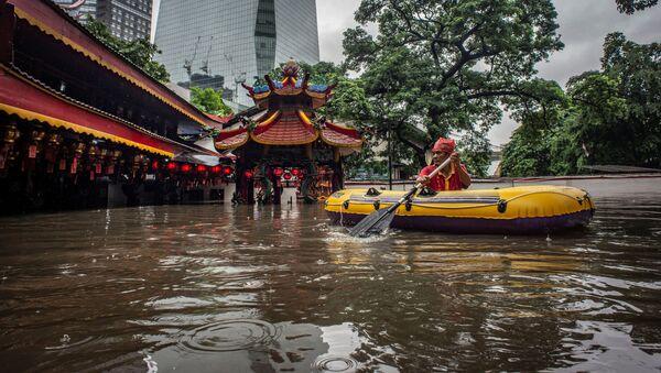 インドネシア 洪水 - Sputnik 日本