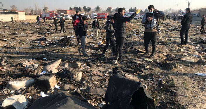 ウクライナ航空機事故