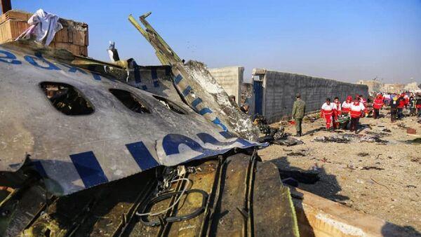 イランでボーイング機墜落 - Sputnik 日本