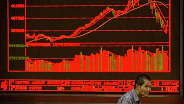 中国株式市場の暴落はロシア市場にどのような影響を及ぼすか? - Sputnik 日本