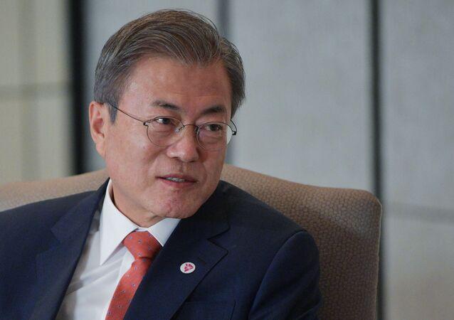 日韓首脳が電話会談 岸田首相の就任後初めて