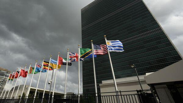 国連 - Sputnik 日本