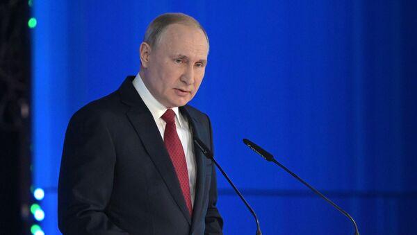 ロシアの運命は人口状況にかかっている=プーチン大統領 - Sputnik 日本