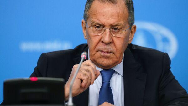 米国は日本をロシア対抗政策に巻き込んでいる=ラブロフ氏 - Sputnik 日本