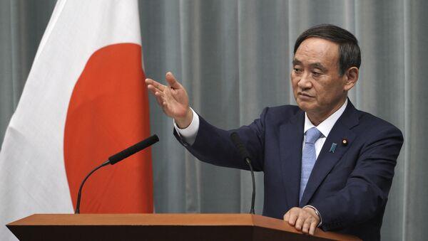 菅官房長官 - Sputnik 日本