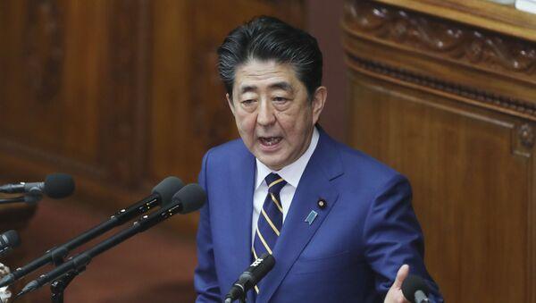 安倍氏、桜を見る会疑惑で国会招致に応じる - Sputnik 日本