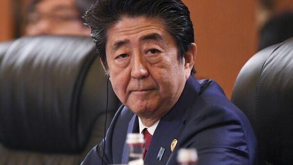 安倍晋三前首相 - Sputnik 日本
