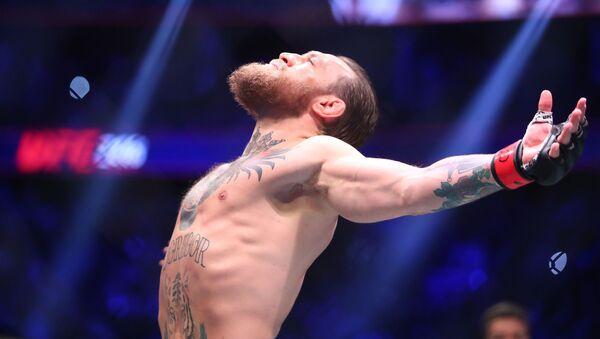 コナー・マクレガー選手 UFCでのキャリアで稼いだ賞金の総計が明らかに - Sputnik 日本