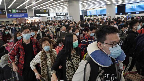 新型肺炎で死者106人に 感染者4515人 - Sputnik 日本
