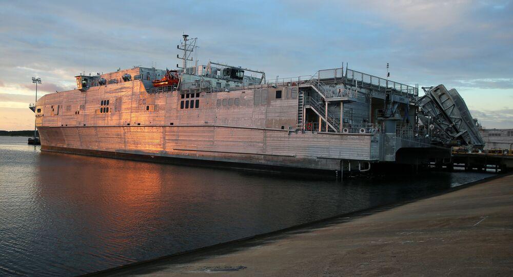 米国防省の艦隊