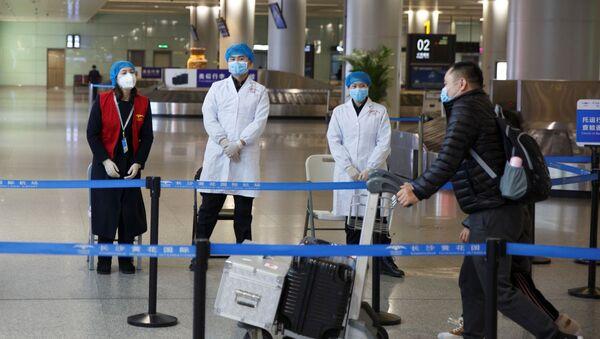 新型コロナウイルス アラブ首長国連邦で初の感染事例 - Sputnik 日本