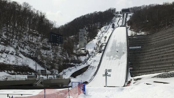 Okurayama Ski Jump - Sputnik 日本
