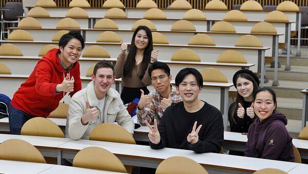 東京外国語大学で「スタートアップで働くという選択肢 グローバルスタートアップのリアル」 - Sputnik 日本