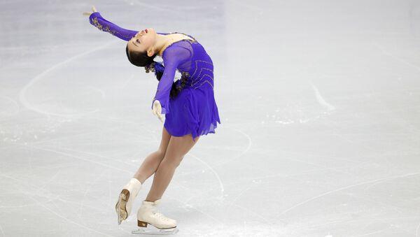 紀平梨花選手 - Sputnik 日本
