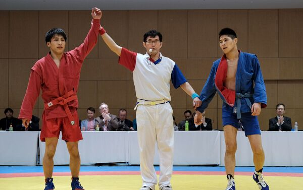 2020プーチン大統領杯第46回全日本サンボ選手権大会 - Sputnik 日本