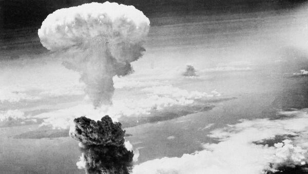 Атомный гриб над Нагасаки, Япония - Sputnik 日本