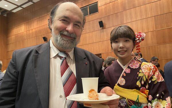 ひがしかわボールの試食 - Sputnik 日本